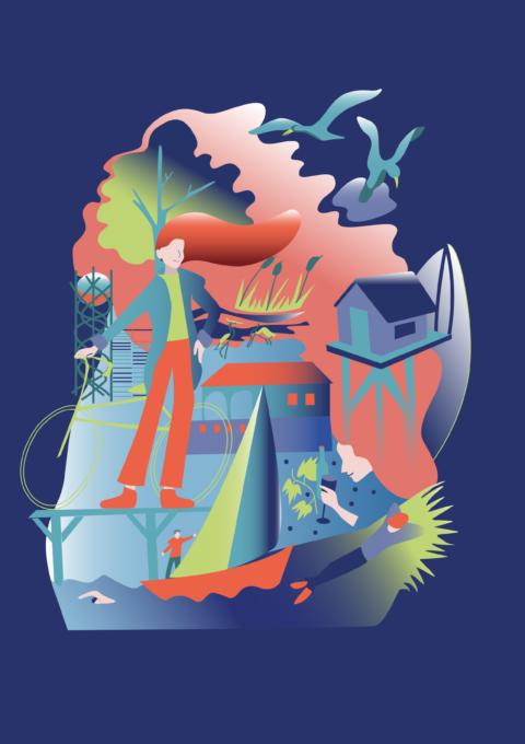 illustration Loire Atlantique Développement